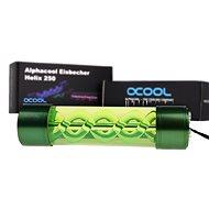 Alphacool Eisbecher Helix 250mm Reservoir - Grün - Expansionsbehälter