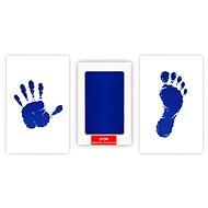 GOLD BABY Set für Kinderdrucke - blau - Abdruck-Set