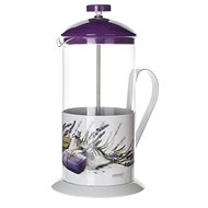 BANQUET LAVENDER 1 l, lila Deckel - French press