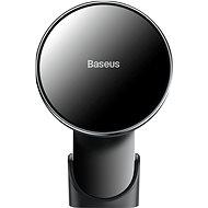 Baseus Big Energy Car Mount Wireless Charger Black - Kabelloses Ladegerät