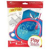 Boogie Board Play und Trace - Bauernhof Freunde, herausnehmbare Vorlage - Zubehör