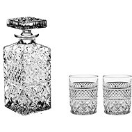 BOHEMIA CRYSTAL MADISON Whiskey Set 3-teilig - Whisky Set