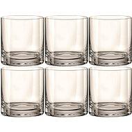 BOHEMIA CRYSTAL BARLINE Whiskeyglas 280 ml - 6 Stück - Whiskeygläser