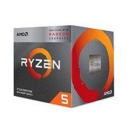 AMD RYZEN 5 3400G - Prozessor