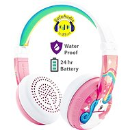 BuddyPhones Wave - Einhorn, pink - Kabellose Kopfhörer