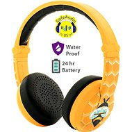 BuddyPhones Wave - Biene, gelb - Kabellose Kopfhörer