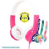 BuddyPhones Discover, pink - Kopfhörer
