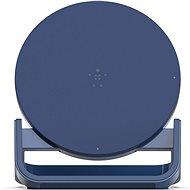 Belkin Boost Up Bold Qi Wireless Charging Stand Blue - Ladegerät