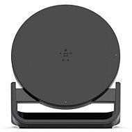 Belkin Boost Up Bold Qi Wireless Charging Stand Black - Ladegerät