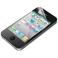 Belkin TrueClear Transparenter Displayschutz für iPhone 4/4S - 3er-Pack - Schutzfolie