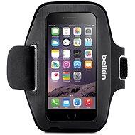 Belkin Sport-Fit Armband - Blacktop/Overcast - Handyhülle