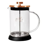 BerlingerHaus Tee & Kaffee French Press 350 ml Line Rosegold Metallic Line - Wasserkocher