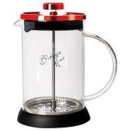 BerlingerHaus Tee und Kaffee Tee French Press 800 ml Burgunder Metallic Line - French press