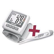 BEURER BC 30 + FT 09 Set mit Thermometer - Druckmesser