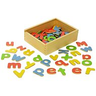Magnetisches Alphabet - Bildungsspielzeug