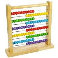 Didaktisches Spielzeug Holzbearbeitung Ball Taschenrechner - Didaktická hračka