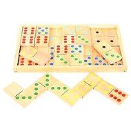 Velké dřevěné domino - Party Spiel