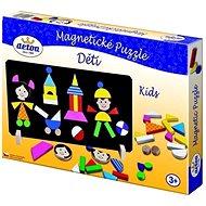 Detoa Magnetpuzzle für Kinder - Puzzle