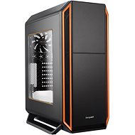 Be quiet! SILENT BASE 800 Orange mit transparenter Seite - PC-Gehäuse