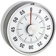 Mechanischer Küchentimer TFA 38.1028.02 - PUCK - weiß - Timer
