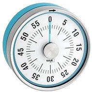 Mechanischer Küchentimer TFA 38.1028.20 - PUCK - blau - Timer