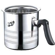 Blaumann Simmertopf / Milchtopf aus Edelstahl 3 Liter - Milchkocher