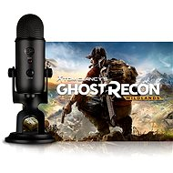 BLUE Yeti Blackout + Ghost Recon Wildlands - Mikrofon