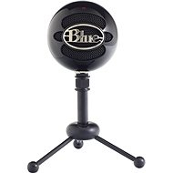 BLUE Snowball Gloss Black - Tischmikrofon
