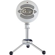 BLUE Snowball Textured White - Mikrofon