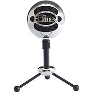 BLUE Snowball Brushed Aluminium - Mikrofon
