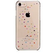 Case Schutzhülle Bling My Thing Milky Way Cotton Candy für iPhone 7 - Hülle
