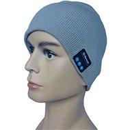 Beanie Bluetooth zimní čepice gray - Mütze