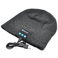 Beanie Bluetooth Wintermütze grau - Mütze