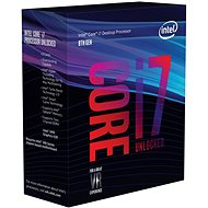 Intel Core i7-8700K @ 5.1 OC VORGESETZTE DELID - Prozessor