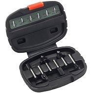 Bosch 6-teiliges Set von Messern Carbide (6 mm Schaft) - Fräsenset