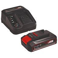 Einhell Starter-Kit Power-X-Change 18 V / 2,5 Ah Zubehör - Ladegerät mit Ersatzbatterie