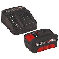 Einhell Starter-Kit Power-X-Change 18 V / 4.0 Ah Zubehör - Ladegerät mit Ersatzbatterie