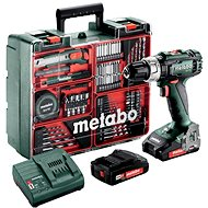 METABO SB 18 L Set MD 2 x 2,0 Ah - Akkubohrmaschine