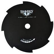 Sharks Messer an der Messer 8Z - Mähmesser