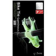 BONE Bike Tie Luminous Green (Leuchtendes Grün) - Fahrradhalter