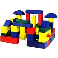 Holzwürfel 75 Stück - Spielset
