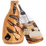 Berndorf Sandrik Wine & Cheese Set 7-teilig - Wein-Set