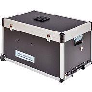 BScom Koffer für 8 Notebooks (nach Maß), 8 x Steckdosen mit 230 Volt Netzspannung - Ladestation