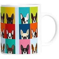 Butter Kings Becher which frenchie - Tasse