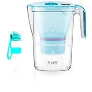 BWT Vida MEI Blue 2,6 Liter + Maxxo Sportflasche gratis - Filterkanne