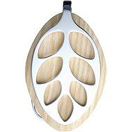 Bellabeat Leaf Nature Silber - Smart-Schmuck