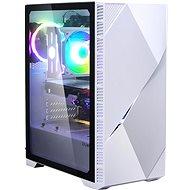 Zalman Z3 Iceberg White - PC-Gehäuse