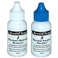 ARCTIC CLEAN - Cleaning Kit 2 x 30 ml - Reinigungsset