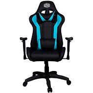 Cooler Master CALIBER R1 - schwarz-blau - Gaming-Stuhl