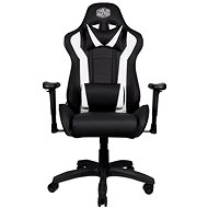Cooler Master CALIBER R1, schwarz-weiß - Gaming-Stuhl